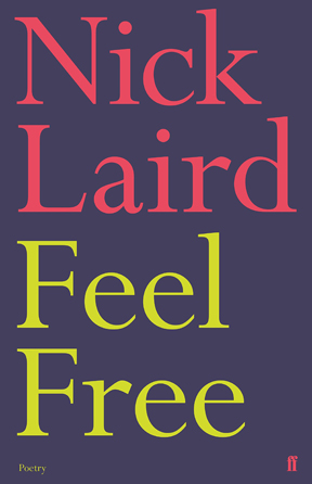 image of the Feel Free book cover